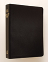 NIV Concordia Self-Study Bible - Black Bonded Leather