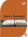 A Longer Look at the Lessons: Year A - Pentecost I (Downloadable)