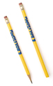 CrossTown - Logo Pencils (Pack of 5)