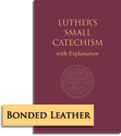 NIV Luther's Small Catechism with Explanation - 1991 Bonded Leather
