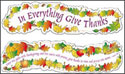 In Everything Give Thanks Up-Down-All-Arounds