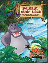 Big Jungle Adventure Preschool Swingin' Activity Pack