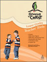 Winter Lower Grades Teacher Tools - Growing in Christ Sunday School