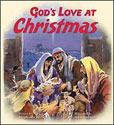 God's Love at Christmas - Mini Book