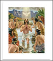 Baptism of Christ Poster, 14