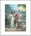 Mary & Jesus on Easter Morning Poster, 14