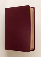 NIV Concordia Self-Study Bible - Burgundy Bonded Leather