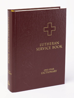 Lutheran Service Book: Lectionary - 1 Year