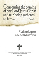 A Lutheran Response to the