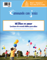 Mi Dios es amor (My God Is Love)
