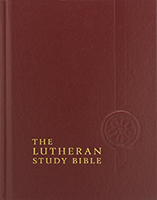 The Lutheran Study Bible